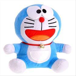 希乐毛绒卡通动漫叮当猫玩具公仔可定制图片