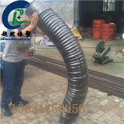 南通-超然-质量好的伸缩钢丝软管找超然橡塑橡胶伸缩管-橡胶伸缩管行情走势分析图片