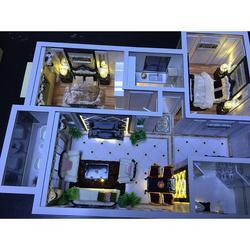 三木模型|室内户模沙盘|沙盘图片