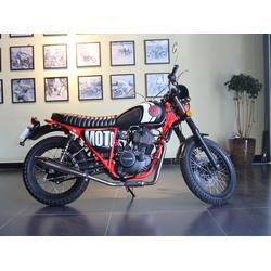 复古摩托车-摩托车-大地恒通(查看)图片