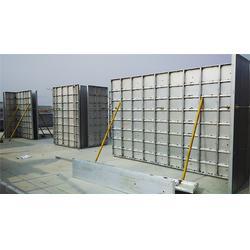 铝模板-安徽骏格优质铝模-铝模板租赁图片