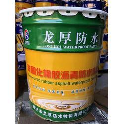 龙厚防水-毕节非固化橡胶沥青防水涂料图片