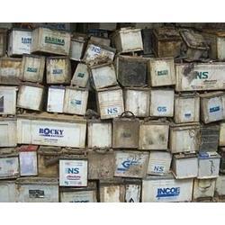 报废铅酸蓄电池回收厂家-顺发废旧物资收购站图片