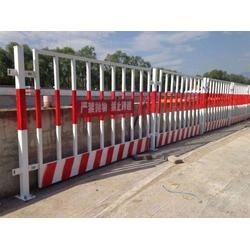 临时护栏网可移动护栏网基坑围栏网图片
