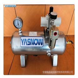 日本原装进口SMC空气增压泵 空气增压阀 压缩气体增压器 现货供应图片