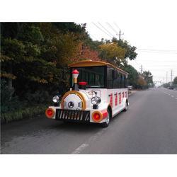 游乐园迷你观光小火车图片