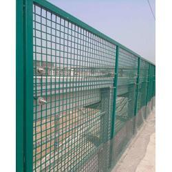 澳达桥梁防抛网厂家机场围界网图片