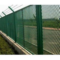 桥梁护栏网高速公路防眩网厂家图片