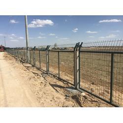 澳达铁路护栏网球场防护网图片