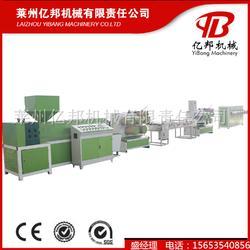 SJL亿邦高产量聚乙烯塑料圆丝拉丝机设备图片