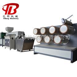 SJL亿邦80型亚麻丝拉丝机,亚麻朝鲜麻拔丝机设备图片