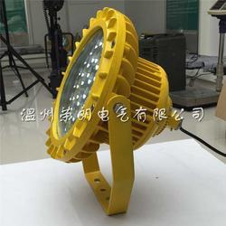 120WLED防爆灯 圆形LED防爆照明灯图片