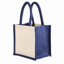 复古黄麻购物包袋环保箱包手提袋定制时尚礼品袋手提工具包图片