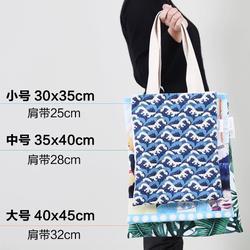 环保帆布袋异形袋手提袋定制礼品袋手提工具包厂家图片