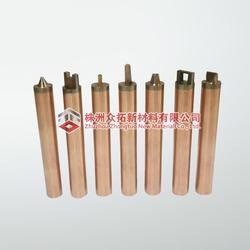 镶嵌电极,铜镶钨电极图片