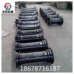 煤矿井下矿用输送设备SGB620/40T机尾滚筒图片