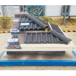 兄创建筑模型质量保障 金华坡屋面样板展示区