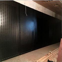 冲孔厂家不锈钢穿孔板 洞洞板黑色陶瓷冲孔板铝板冲孔网