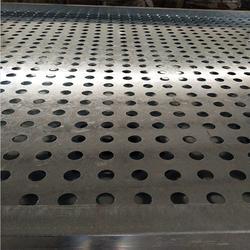不銹鋼穿孔板 異型孔鍍鋅沖孔板圖片