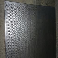 不銹鋼篩網 廠家直銷304沖孔板網 沖孔網穿孔板圖片