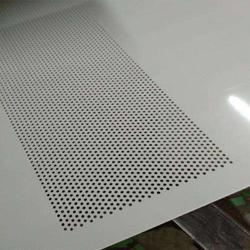 音箱喇叭网定制加工冲孔网厂不锈钢冲孔板微孔冲孔网图片