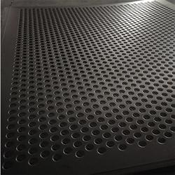 厂家供应冲孔网 金属板冲孔 多孔洞洞板 冲孔筛网图片