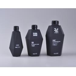 化妝品噴漆廠家粵展供應PET瓶噴橡膠油加工圖片