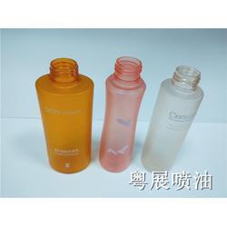 15年专注化妆品瓶喷涂加工图片