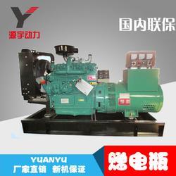 40kw柴油发电机组 40kw柴油机 40kw全铜发电机图片