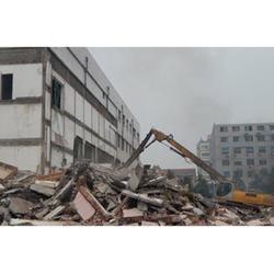 电厂拆除厂家-福建口碑好的旧房拆除