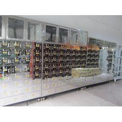 不銹鋼藥柜-華都中藥柜不銹鋼藥柜廠家供應圖片