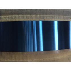 甘肃烤蓝钢带-山东不错的烤蓝钢带商图片