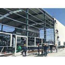 鋼結構安裝廠家 可靠的鋼結構哪里有圖片