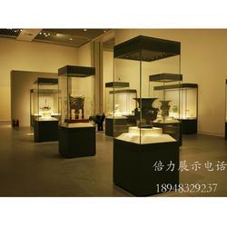 博物馆展柜设计制作,文物展柜厂家图片