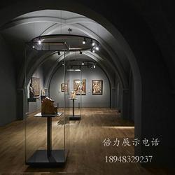 博物馆独立展柜,文物展柜设计生产图片