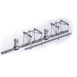 钢结构全自动流水线图片