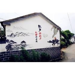 美丽乡村墙体彩绘手绘工作室图片