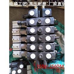 气控多路换向阀QZL20H-4OT.O3T压缩垃圾车五路气控分配器图片