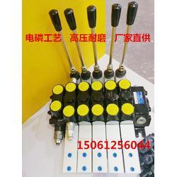 DCV100B气控多路换向阀 手动阀 分配器 垃圾车液压阀图片