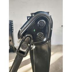 挂车支腿-昊骏机械优质售后-半挂车支腿组成图片