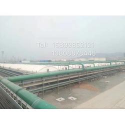 廢水處理站膜結構大棚 PTFE膜結構 污水池加蓋工程圖片
