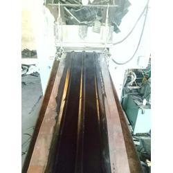 鋼邊式橡膠止水帶鋼邊橡膠復合止水帶施工圖片