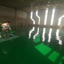厂家直销 郑州停车场地坪漆施工-地坪漆图片