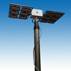 车载曲臂式应急照明灯多少钱-销量好的消防移动式照明装置生产厂家图片