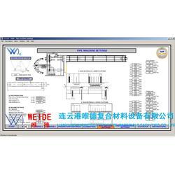 专业玻璃钢生产线(图)-玻璃钢生产线树脂泵-宜春玻璃钢生产线图片