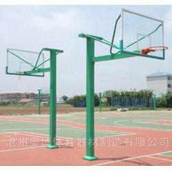 文登学校标准篮球架价钱