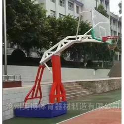 石嘴山學校標準籃球架來電咨詢圖片