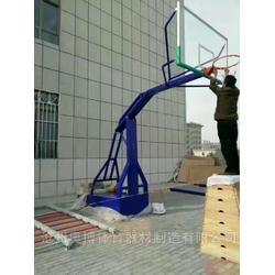 沧州仿液压篮球架厂家图片