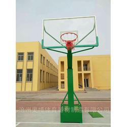 赤峰仿液压篮球架生产厂家图片