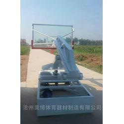 西宁升降篮球架沧州奥博图片